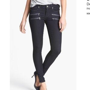 Paige Denim Edgemont Ultra Skinny Jeans Size 27